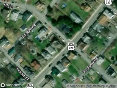Washington-ave-Tyrone-PA-16686